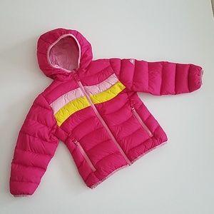 [Girl 6] Snozu Puffer Jacket EUC